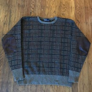 VTG Polo RL Wool Hunting Sweater